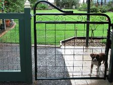 Maddison heritage style country gate
