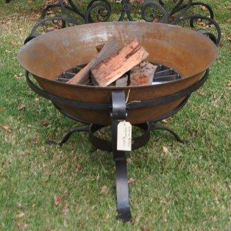 Mid sized fire bowl