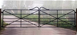 Farmweld heritage country style gates