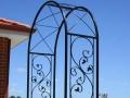 ormamental garden arch
