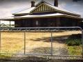 Maddison chain mesh gate