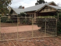 Raphaelle heritage woven wire gate