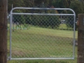 Vanessa chain mesh gates 1500mm wide
