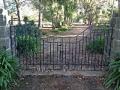Reproduction vintage gates
